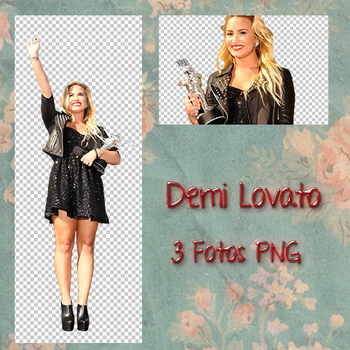 PhotoPack PNG #2 Demi Lovato by HipstaPls