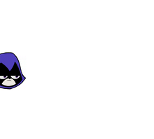 Bouncy Raven Head GIF by ScoBionicle99