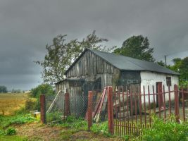 old house hdr by dreamwalker001a