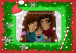Hawkins' says: Merry Christmas by 95JEH
