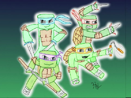 TMNT ~fanart for ArtLover5847~ by That-One-Player