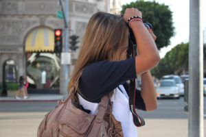 Most often behind the camera... by CamillePayat