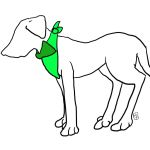 Ask Homestuck Dogs' Doc Scratch Dog by AskHomestuckDogs