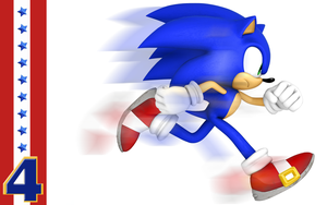 Sonic 4 - Wallpaper 2 by 1SuperSonic0