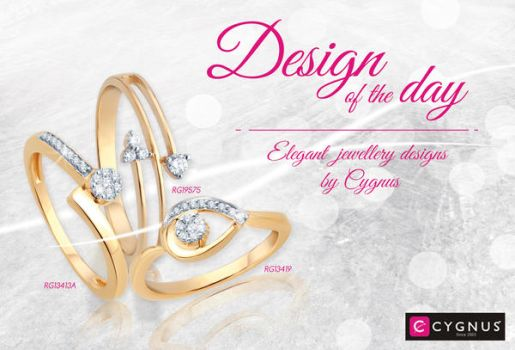 Design of the day - Jewellery designs by Cygnus by Annkita77