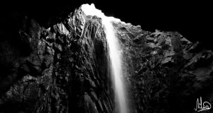 Waterfall by TheOfficialWils