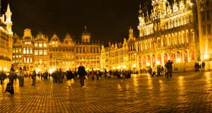 Midnight in Brussels by nebula88