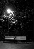 Lonely Bench by chaotic-servant