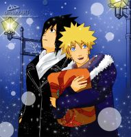 Naruto:The snow is come by Feiuccia
