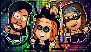 3MB Chibi Wallpaper by kapaeme