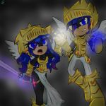 The twins by Julie-su15