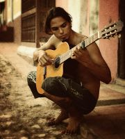 Cubana Guitarra by Ultradevious
