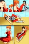 Fighting Hikari page2 COMMISSION by DKSTUDIOS05