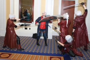 Katsucon 2014 - Devil May Cry Photoshoot 13 by VideoGameStupid