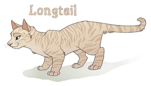 Longtail by WillowWhiskers