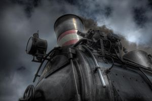 Steamtrain by abuethe