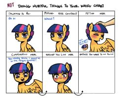 NOT Doing Hurtful Things To Starburst by kilala97