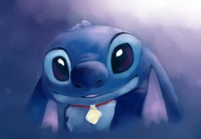 Stitch by Kidagagash
