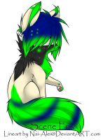 Toxic in Disguise Adopt +CLOSED+ by TrinityGlassAngels