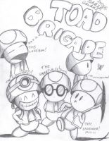 SMG: Toad Brigade by Jazzy-Book