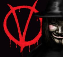V for Vendetta by Torvald2000