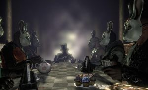 Arkham City: Mad Hatter's Tea Party by Zarthor563