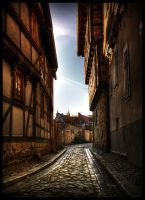 i just love side streets by brandybuck