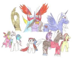 Memories of my Past Cover! by FrostQuill