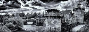 The Castle 3 by calimer00