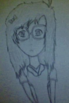 Drawing Of Me by SophiesCraft