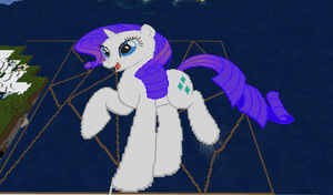 Minecraft Rarity by Ariakus89