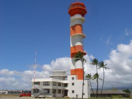 Ford Island Control Tower by Jetster1