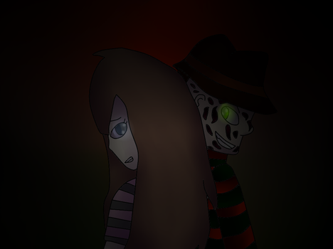 My Nightmare VENT by Glaceonmaster89