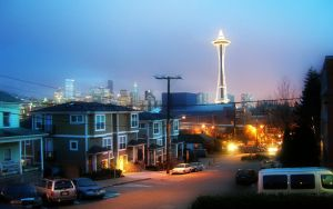 Seattle, WA by skizatch