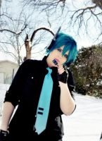 Vocaloid Cosplay Photo Contest - #112 Tora-Chan by miccostumes