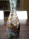 Commissioned project 3. Angelic Art bottle.  by Xanntera