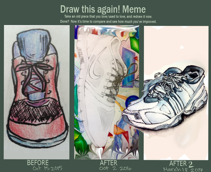 Draw it Again [Shoes Ver.] by PokemonMaster2004