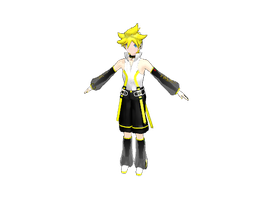 TDA Append Kagamine Len by StarDream1