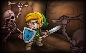 Link to the Past Sequel by AIBryce