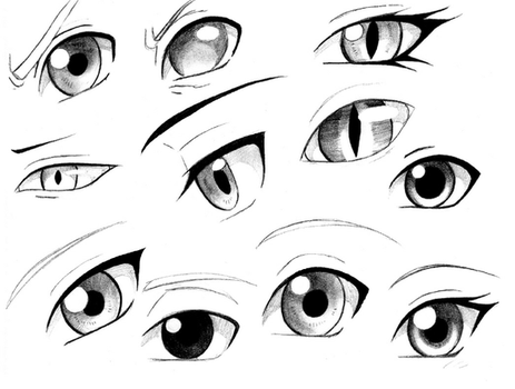 Different Eyes by Avadras