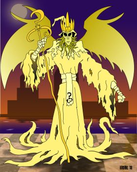 King in Yellow by TKrohne13