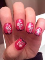 Konad Nail design 2 by AngelElementsEtsy