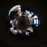 Shibuya Crossing 360 by ollite20