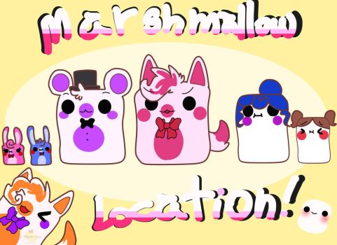 Welcome to Marshmallows location! by Aunty-chick