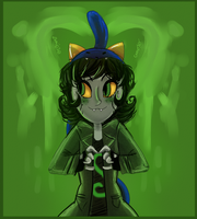 Day3: Nepeta Leijon by zamii070