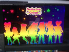 Confection Cuties Poster-before edit by YuniNaoki