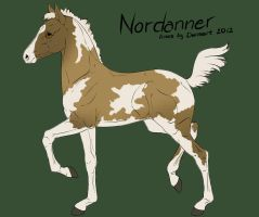 Nordy Design- 2 by SweetStreamStables