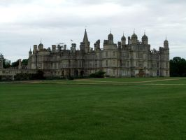Burghley House 1 by fuguestock