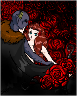 Hades and Persephone EDITED