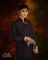 Barnabas Collins by daChaosKitty